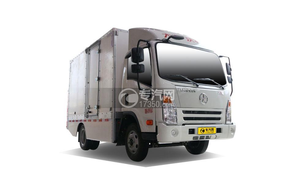 大運E3純電動3.6米廂式輕卡