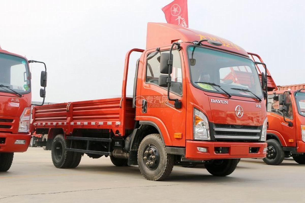 大运奥普力4.18米载货汽车图片
