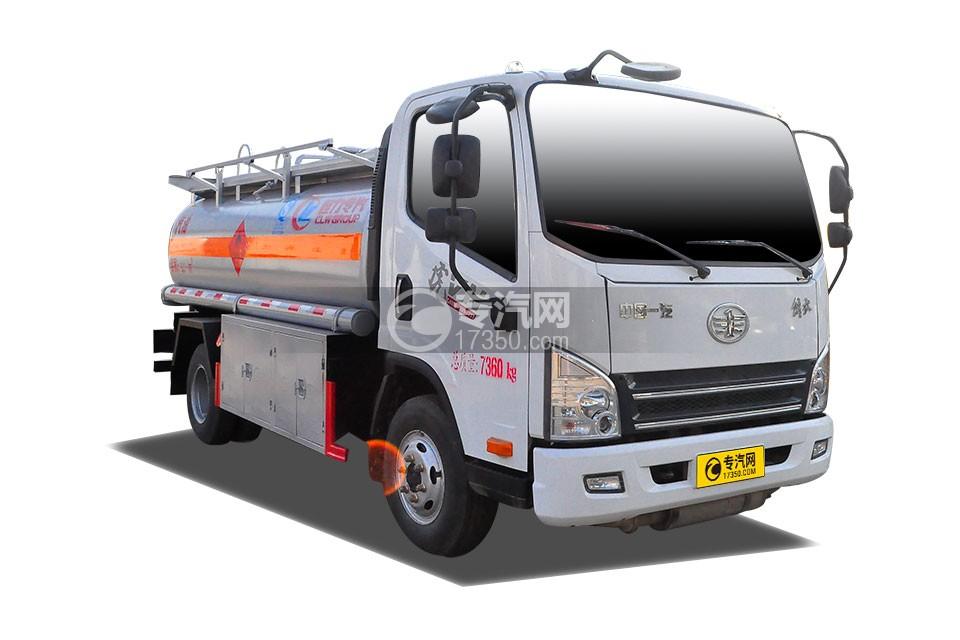 解放虎VN 5.1方加油车