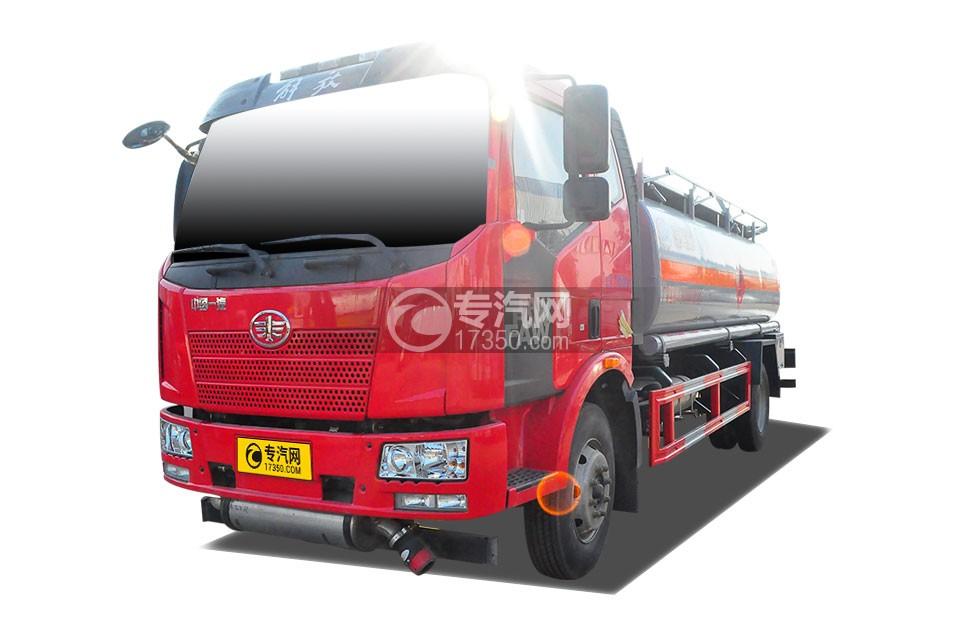 解放J6L 11.8方运油车