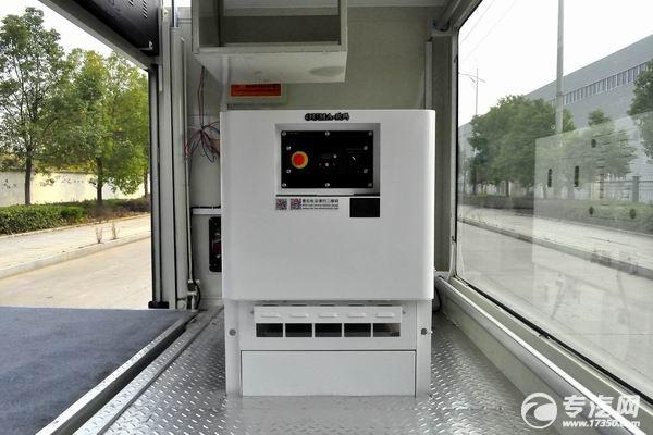 LED广告车发电机组
