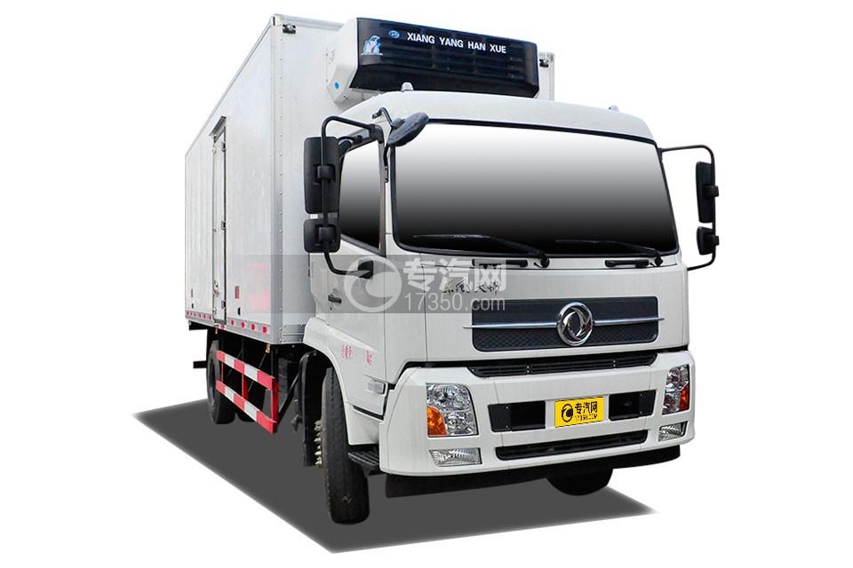 东风天锦7.8米冷藏车