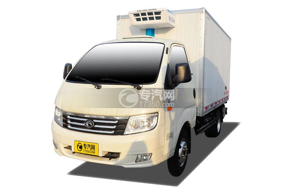 福田宝瑞K1冷藏车