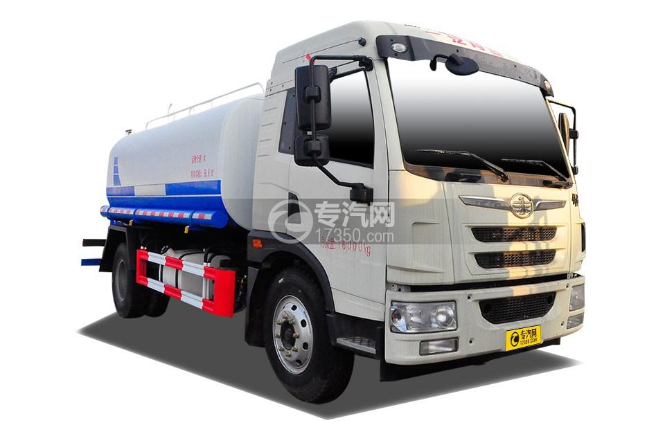 解放龙V11.5吨洒水车
