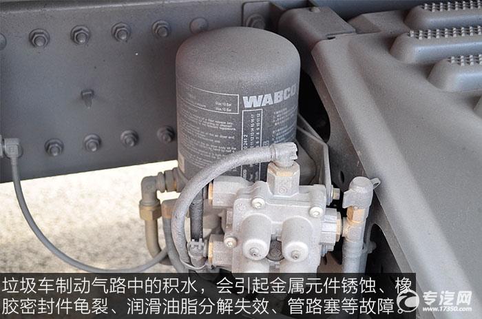 空气干燥器保护神