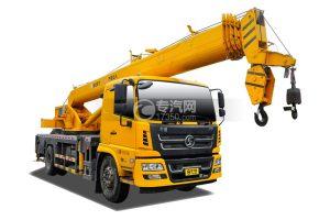 陕汽轩德6系12吨汽车起重机