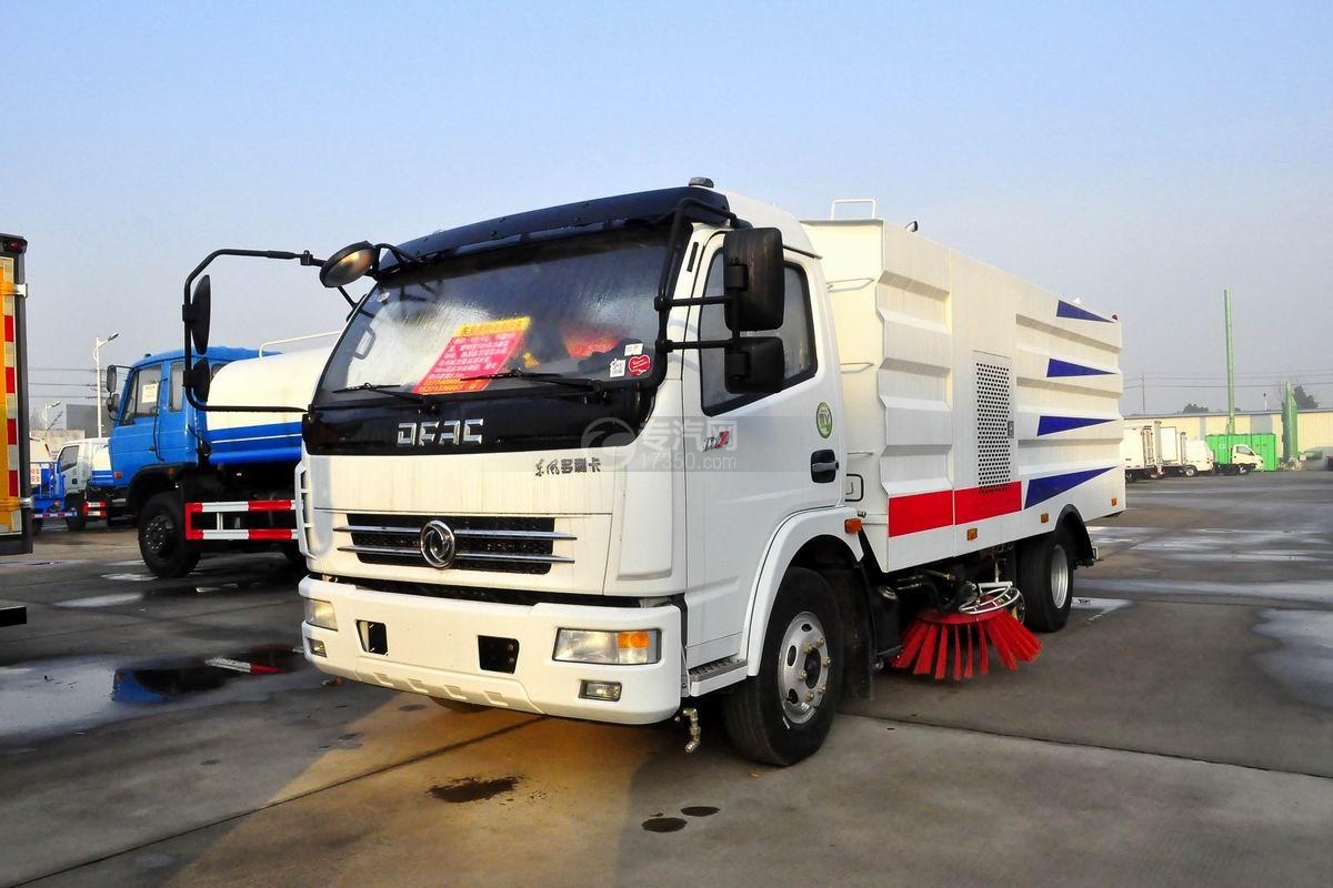 东风多利卡D7洗扫车图片