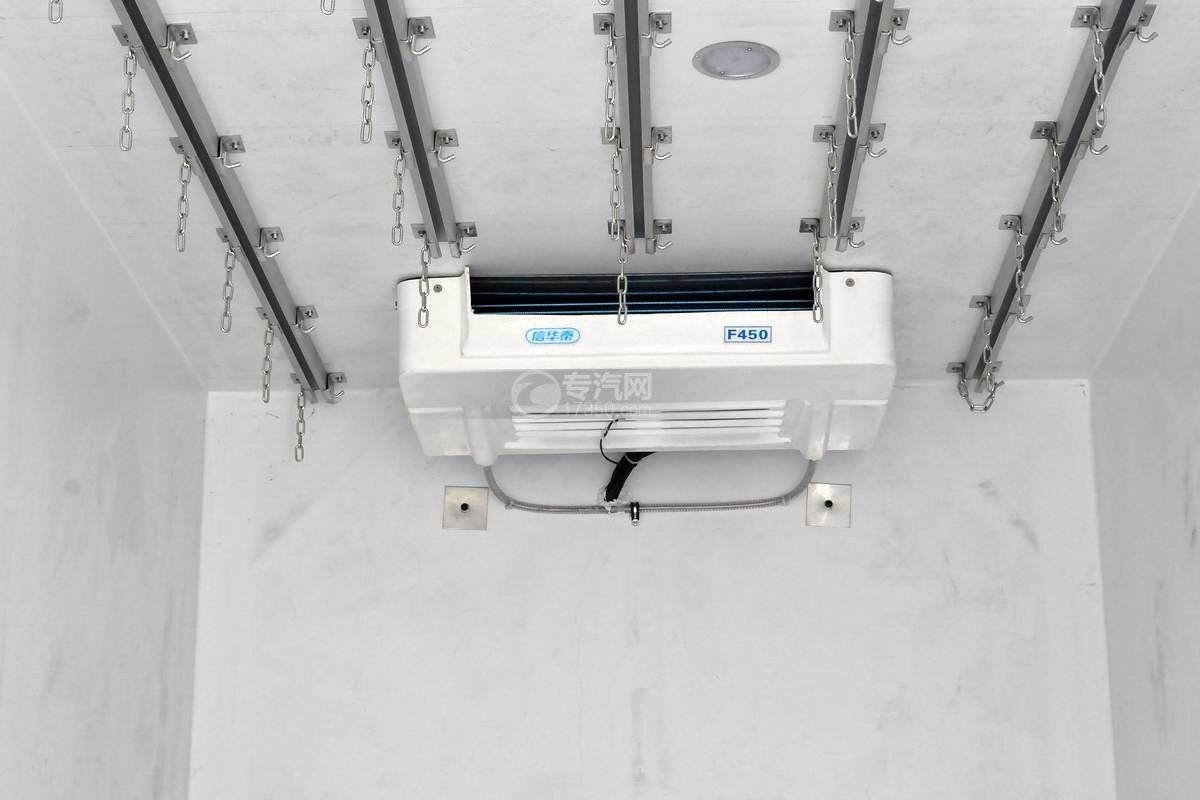 大运奥普力4.1米肉钩冷藏车制冷机组