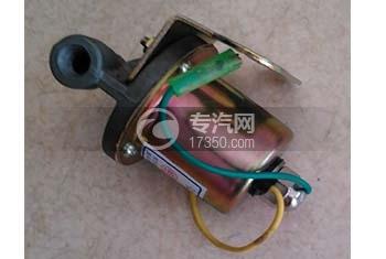 洒水车配件/ 清障车配件/电磁阀DH261/12v24v电磁阀/取力器控制