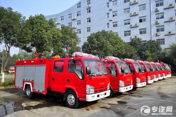 您知道消防车卷帘门的开启方式有哪些吗?