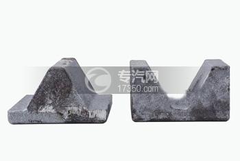 轎運車V型架/轎運車配件/轎運車限位卡槽/轎運車限位V型架