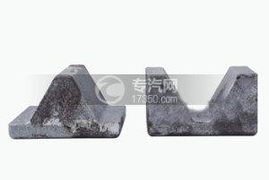轿运车V型架/轿运车配件/轿运车限位卡槽/轿运车限位V型架