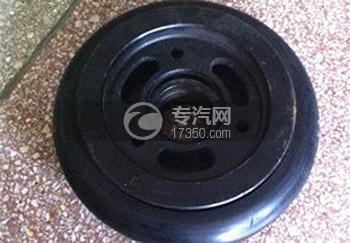 抑塵車吸盤滾輪/抑塵車配件/吸盤滾輪