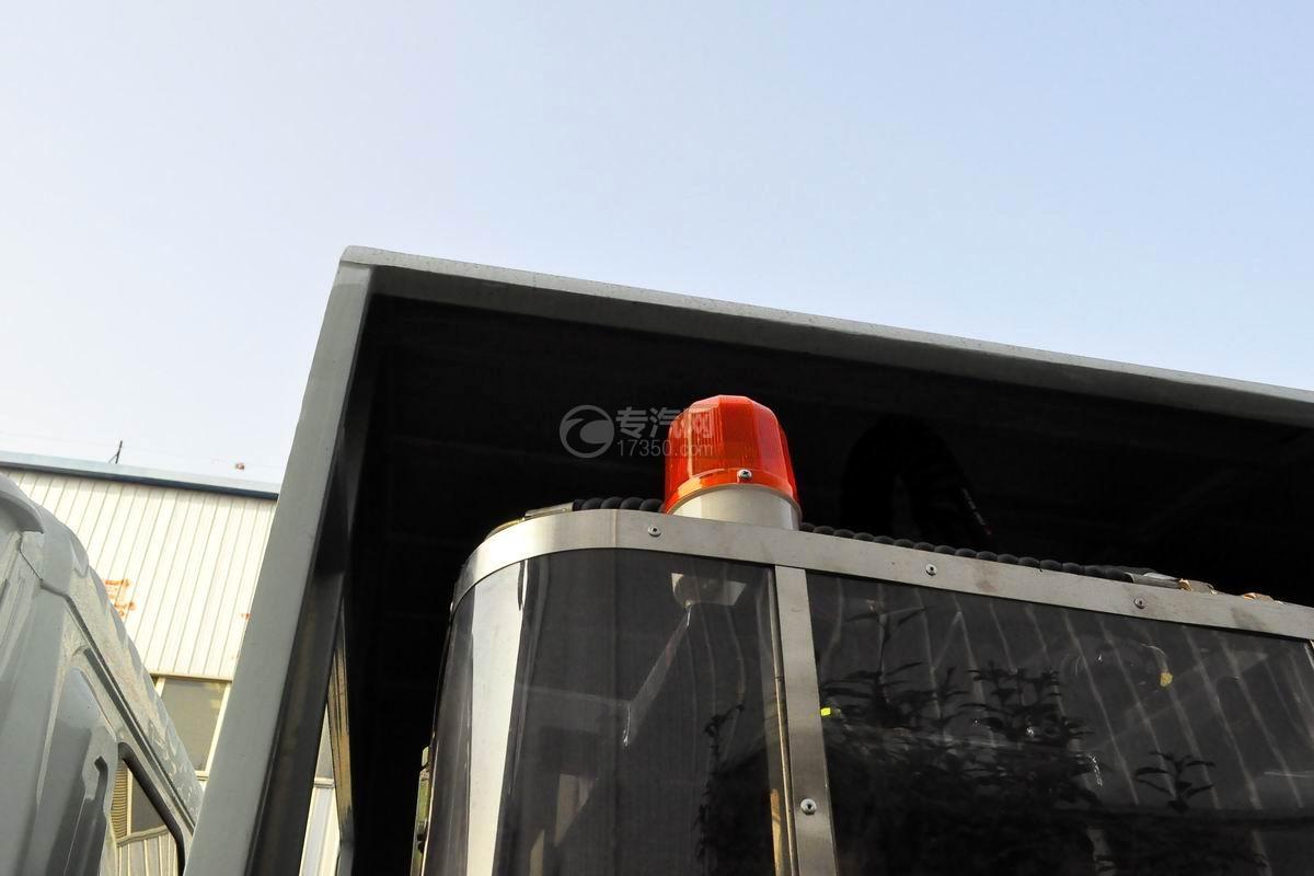 东风小多利卡护栏清洗车警示灯