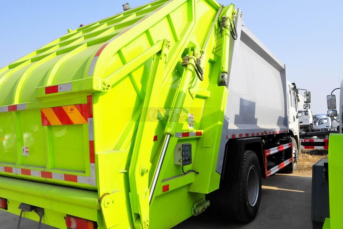 东风锦程12至14方压缩式垃圾车液压油缸