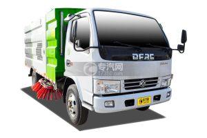 東風小多利卡D6(5方)掃路車