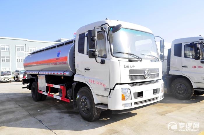 化工液體運輸車為什么要用柴油發動機