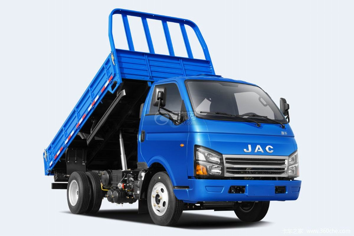 江淮康铃G3.395米自卸车