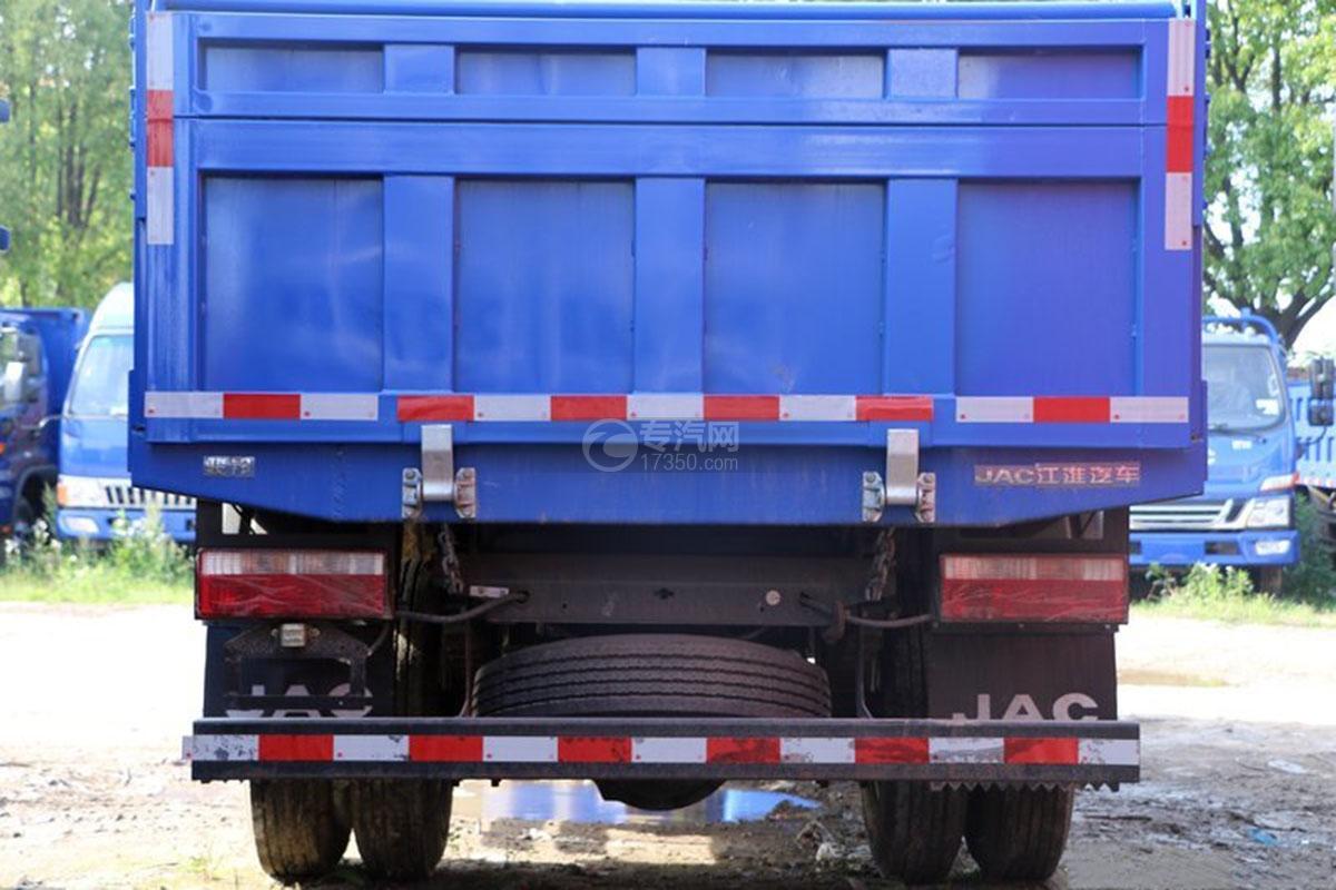 江淮骏铃3.5米自卸车上装货厢
