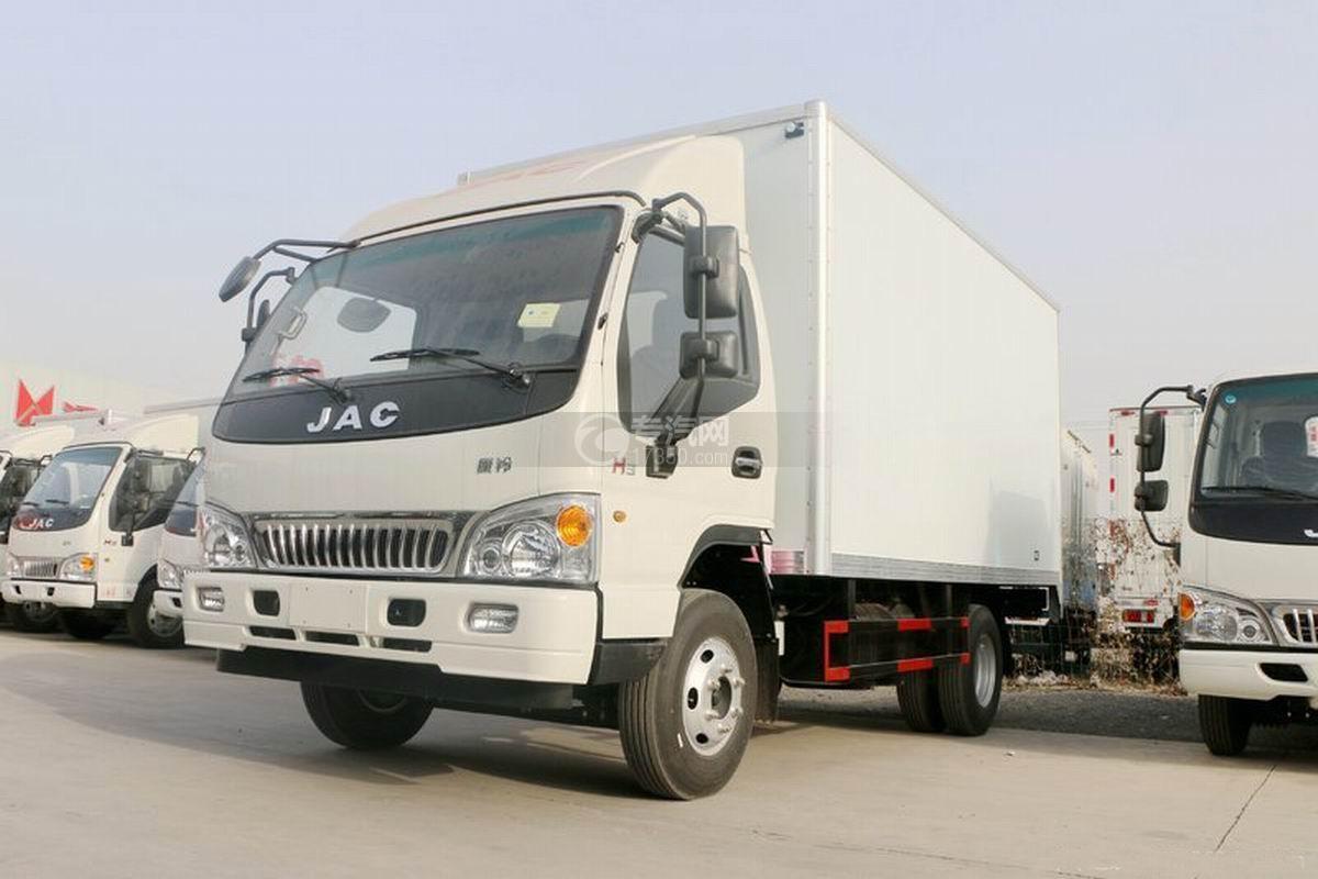 江淮康玲H3单排4.15米厢式货车图片