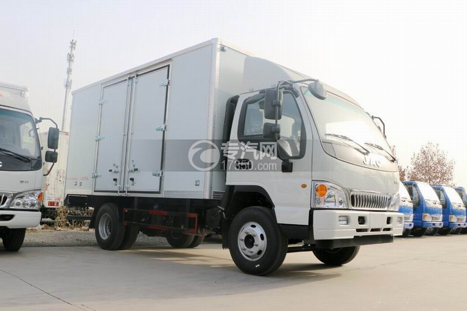 江淮康玲H3单排4.15米厢式货车