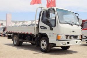 江淮骏铃E3单排3.7米载货车