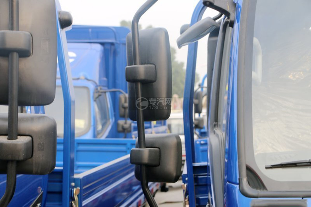 江淮骏铃E5单排4.18米载货车后视镜