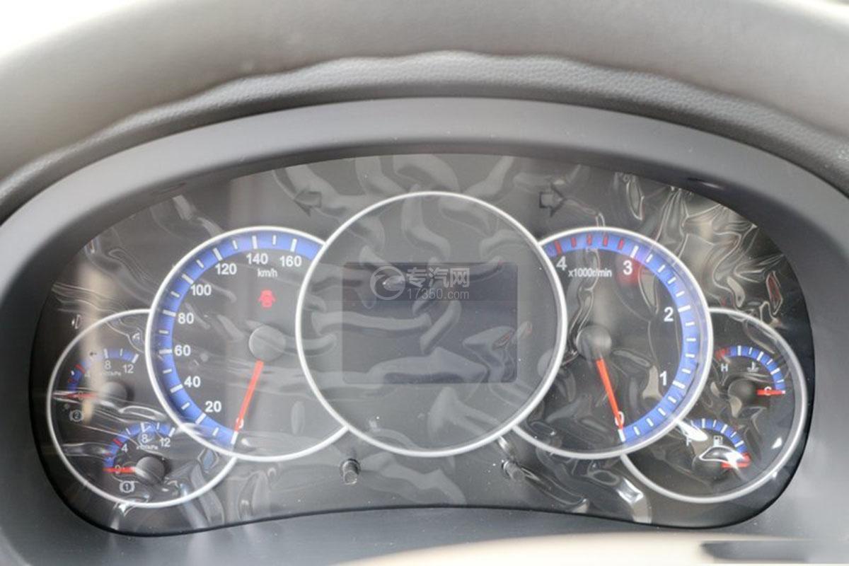 江淮骏铃E5单排4.18米载货车仪表盘