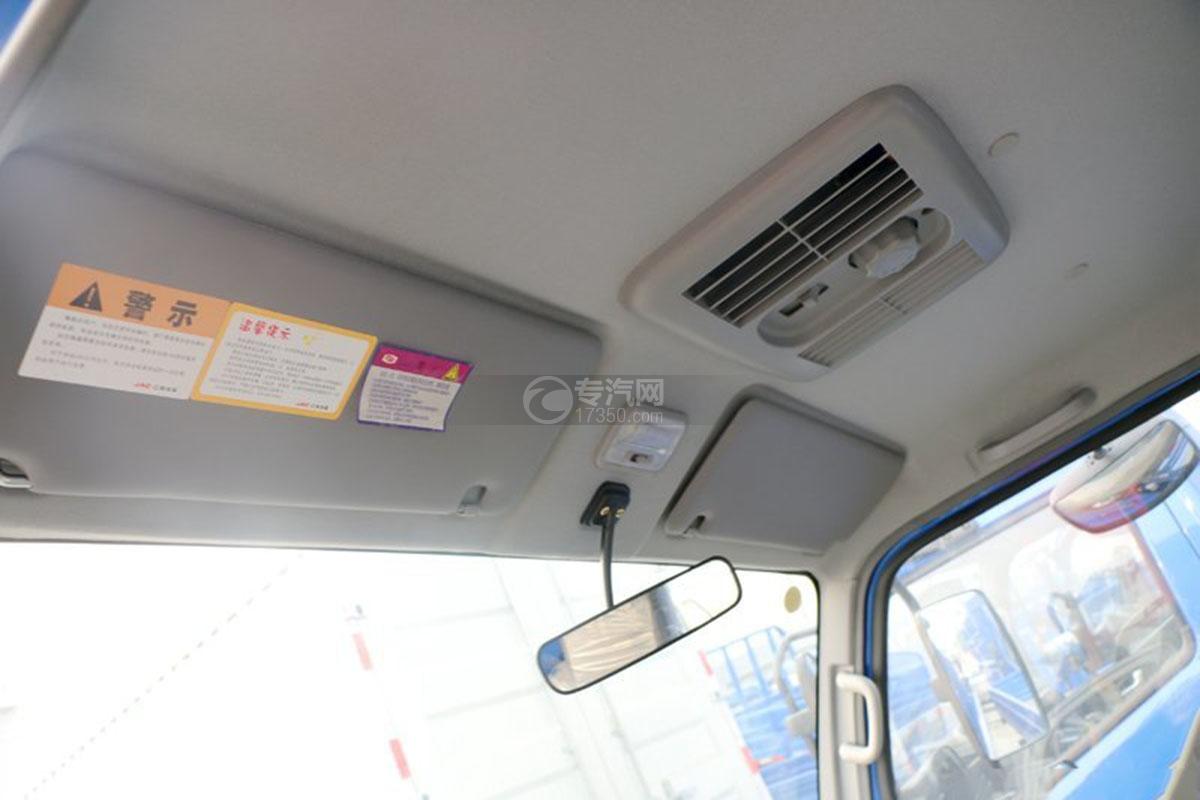 江淮骏铃E5单排4.18米载货车驾驶室图