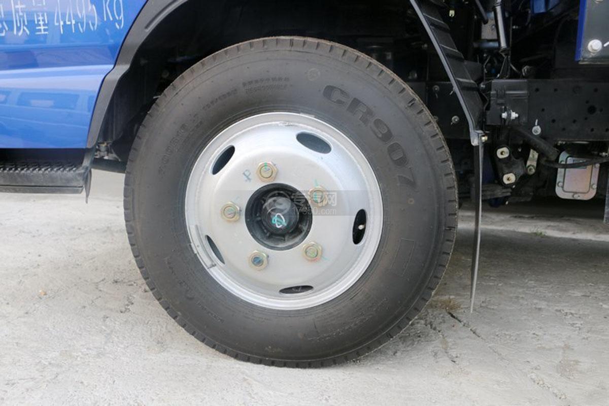 江淮骏铃E5单排4.18米载货车轮胎