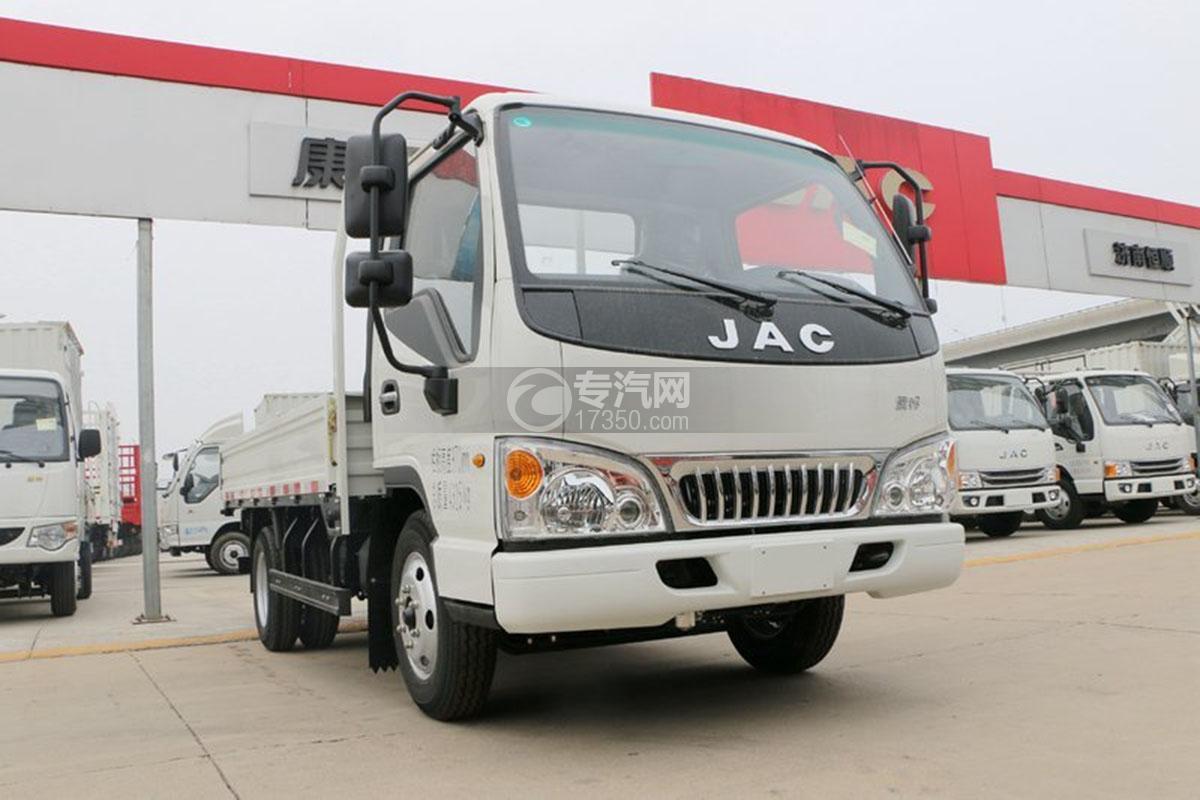 江淮康铃H3单排3.7米载货车