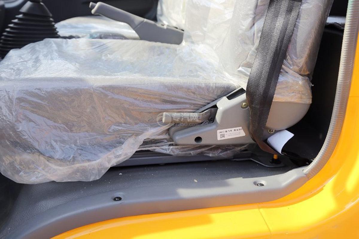 江淮駿鈴E3 3.2米雙排載貨車座椅調整器