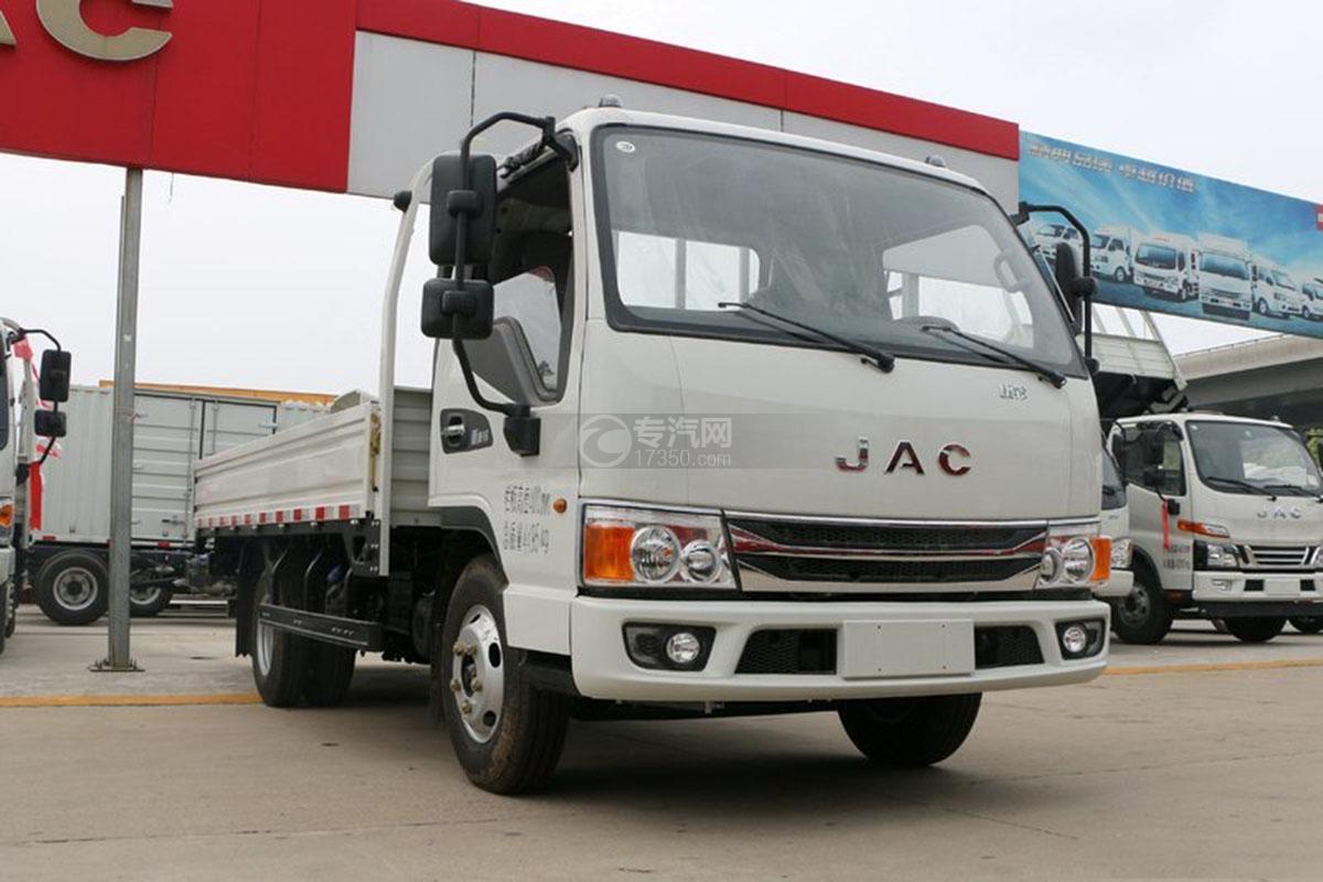 江淮康铃H5单排4.18米载货车