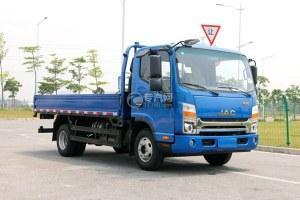 江淮帅铃H330单排4.18米载货车