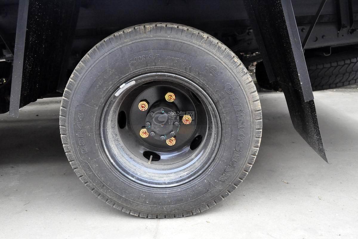 江铃顺达冷藏车轮胎