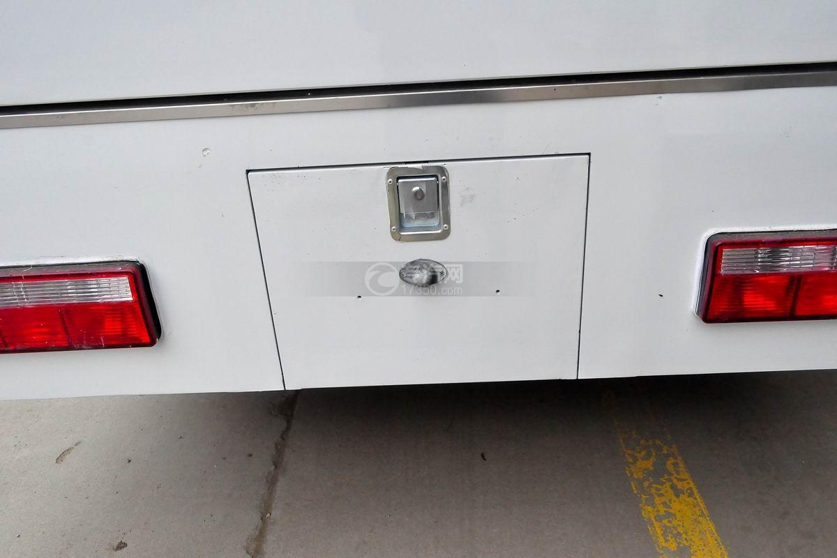 解放虎VN LED广告宣传车外观细节