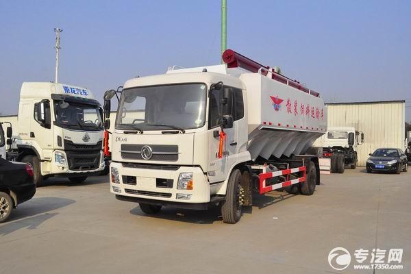 哪些原因会造成散装饲料运输车板簧损坏?