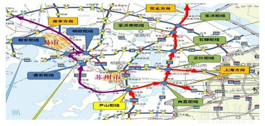 清明小长假  江苏这些路段货车需绕行
