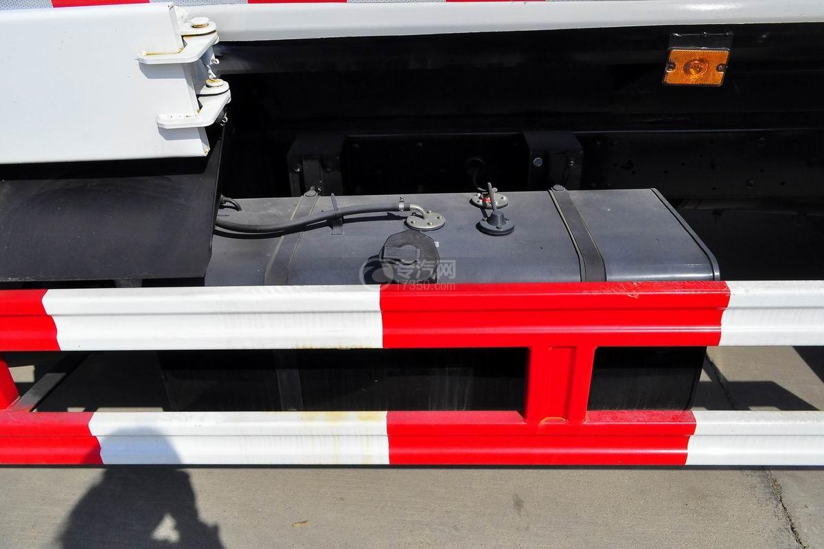 江淮骏铃E6自装卸式垃圾车油箱