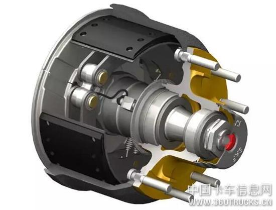 盘式制动器对挂车车辆制动安全性的提升分析