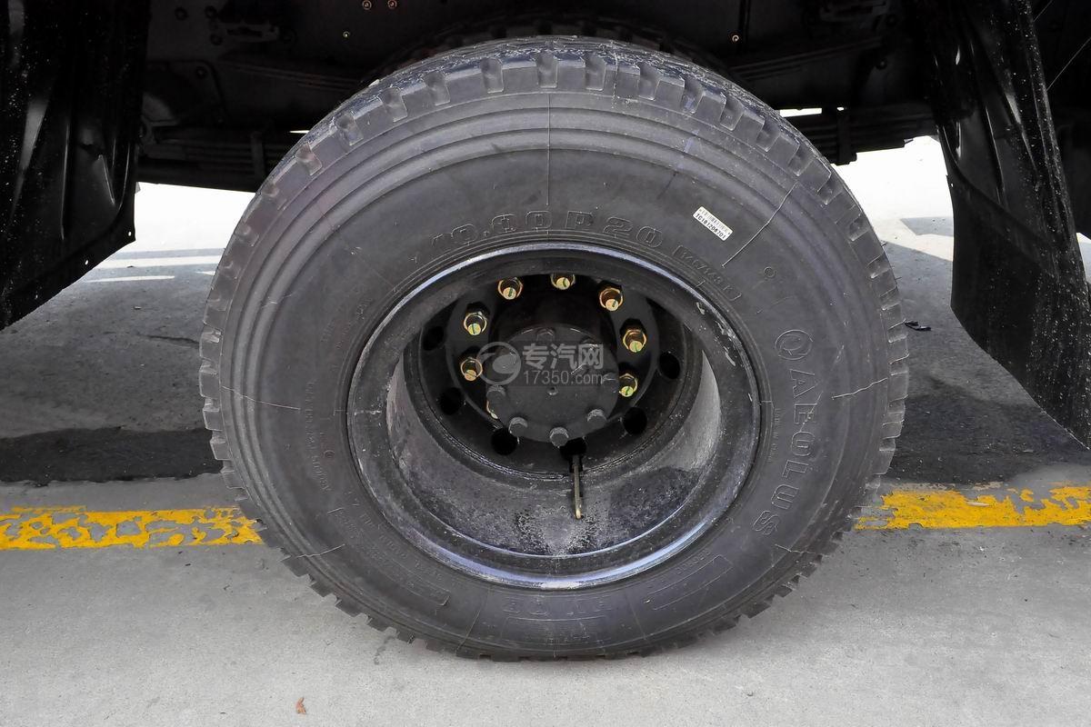 东风专用8吨直臂随车吊轮胎