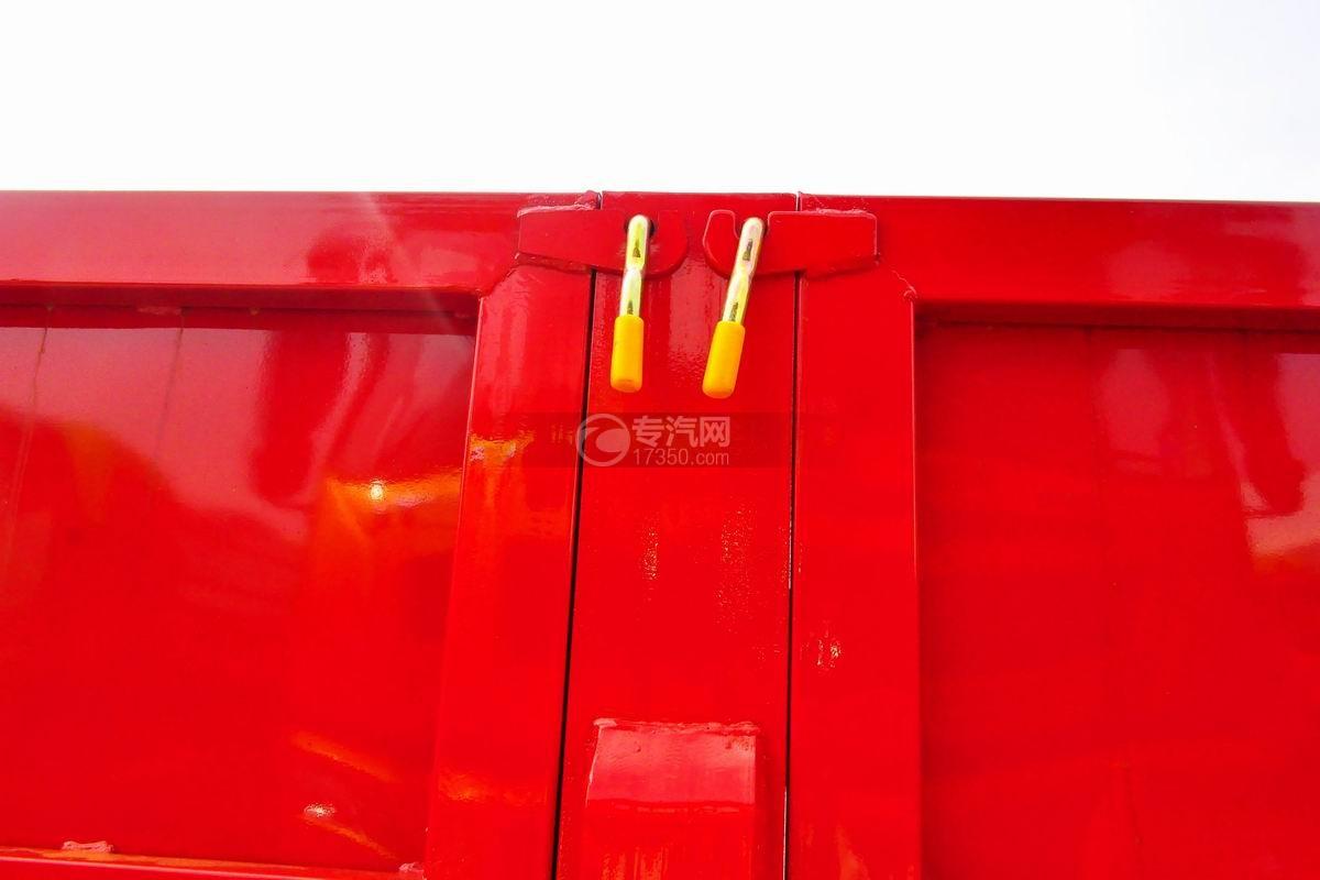 东风专用8吨直臂随车吊细节