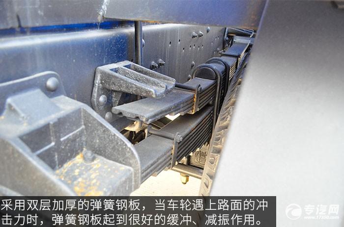 东风145吸污车钢板弹簧