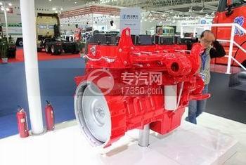 福田康明斯ISGe5-380发动机