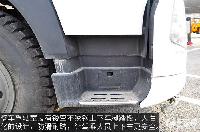 重汽豪沃T5G 210��蛳�哕��_踏板