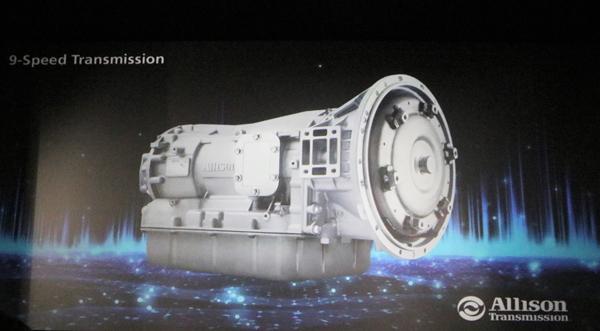 艾里逊推出9速全自动变速箱及扩展的电动化产品