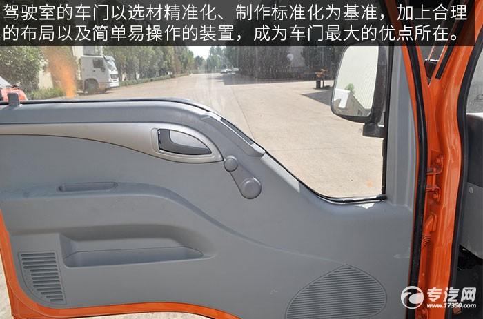江淮好運流動售貨車車門