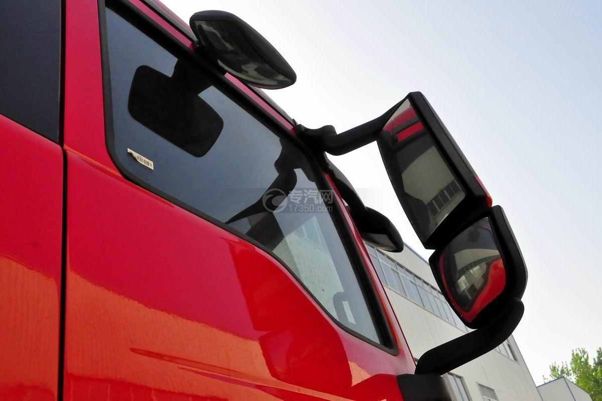 重汽HOWO单桥抢险救援消防车后视镜