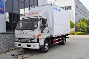 江淮駿鈴V6冷藏車圖片