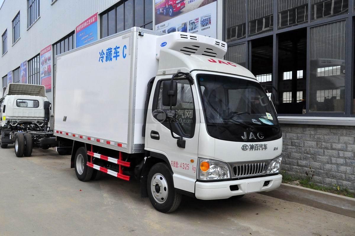 江淮康玲H3冷藏车图片